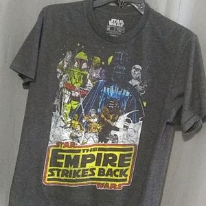 Star Wars Empire Strikes Back t-shirt